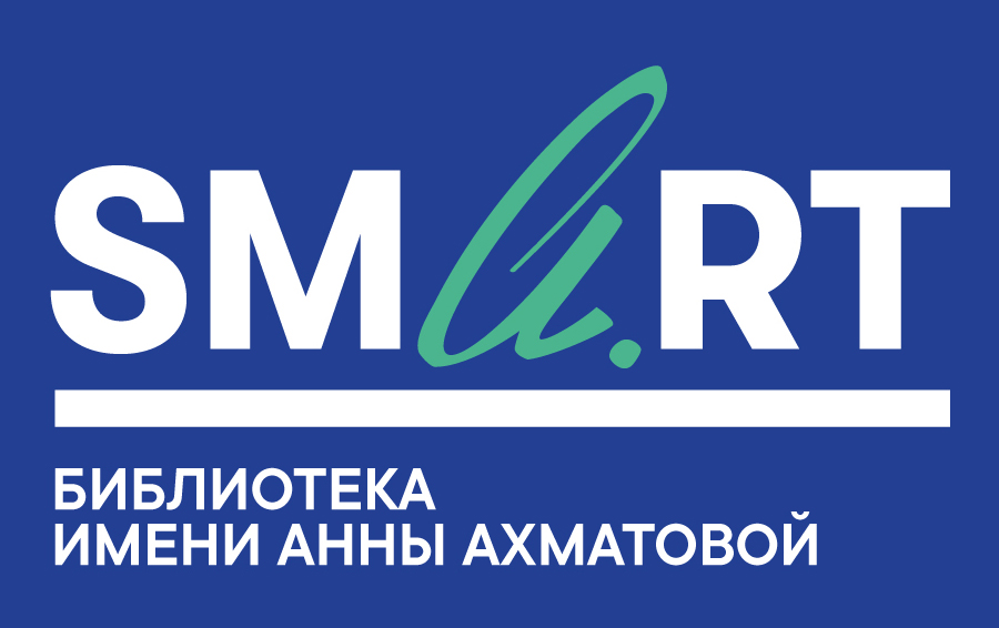 Smart library logo